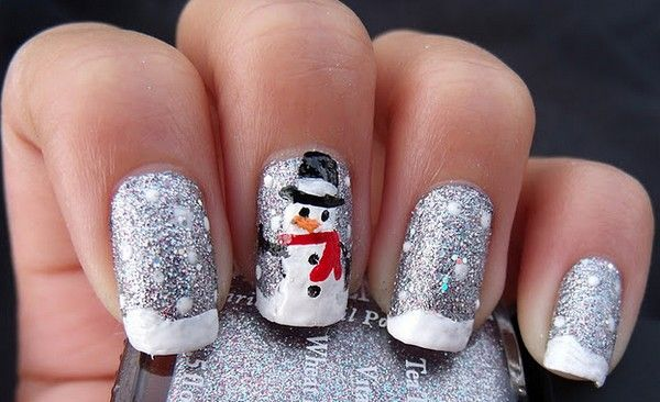 Nails tumblr christmas beautify themselves with sweet nails nail designs tumblr cute stiletto nails tumblr easy christmas nail prinsesfo Choice Image