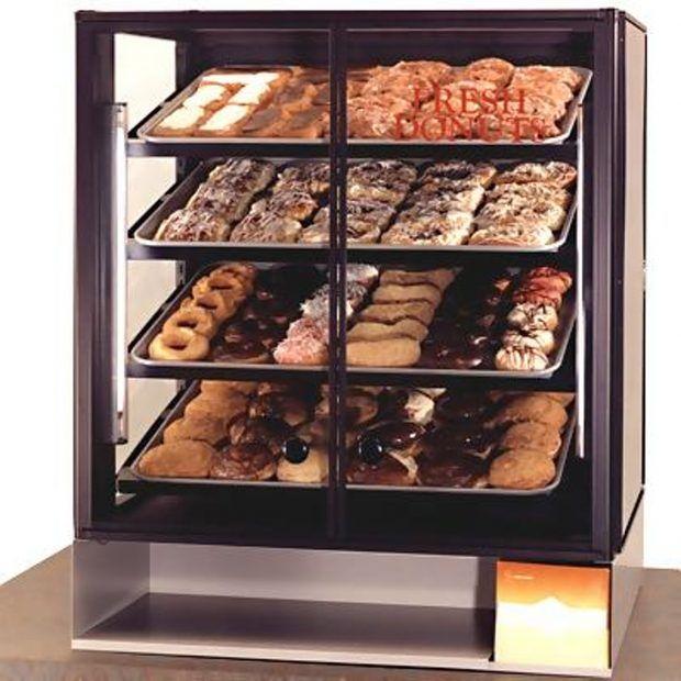 Countertop Pastry Display Case 996105 Unorthodox See Dry Bakery 19