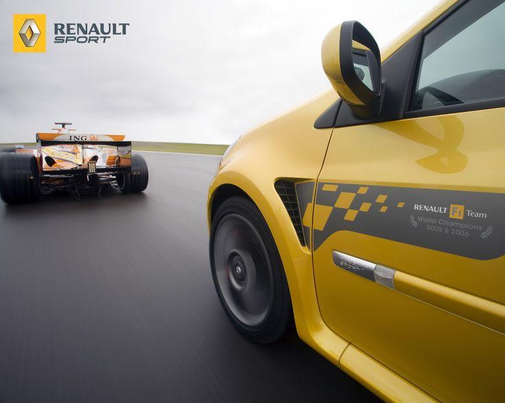 Renault Clio III Renault Sport F1 Team R27 (2007)