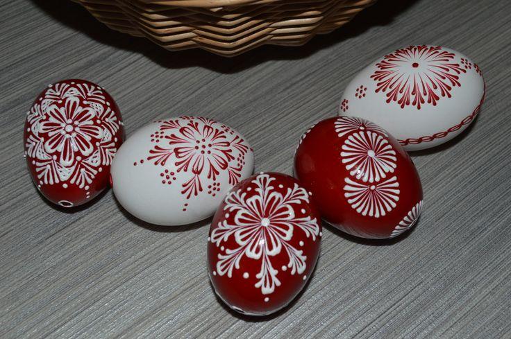 Sada velikonočních kraslic