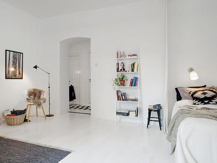 Source: Alvhem Vi får rigtigt mange forespørgsler på inspiration til indretning af kollegieværelser og 1 værelses lejligheder, så i den forbindelse vil jeg lige dele dette rum med jer. Jeg ved ...