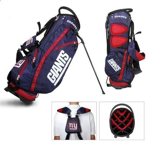 Golf Bags - New York Giants NY Standup Golf Bag - Golf Stand Bag