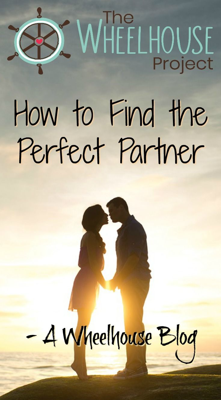 How to find a new partner