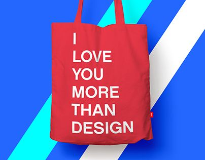 "Check out new work on my @Behance portfolio: ""I love You more than design""…"