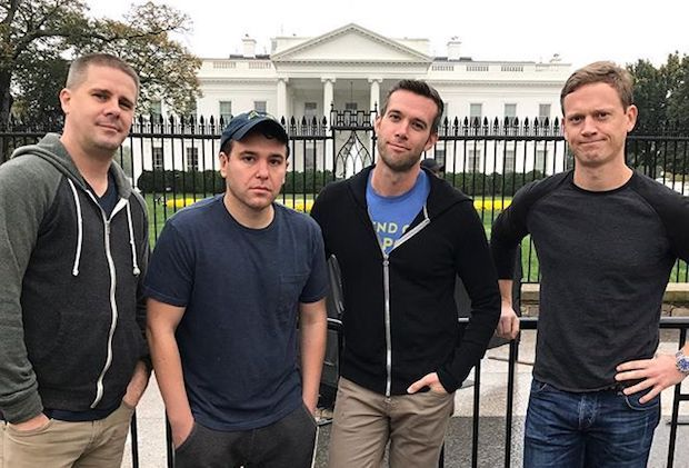 HBO Taps Pod Save America Political Podcast for Midterm Election Specials