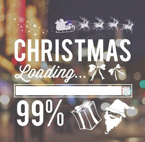 christmas, loading, and winter-bilde