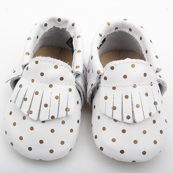 Goldie Baby Shoes by Two Little Feet