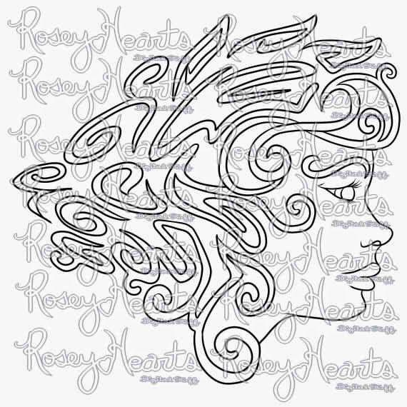 Digital Stamp http://rosey-hearts.blogspot.ca/ https://www.etsy.com/ca/shop/RoseyHearts