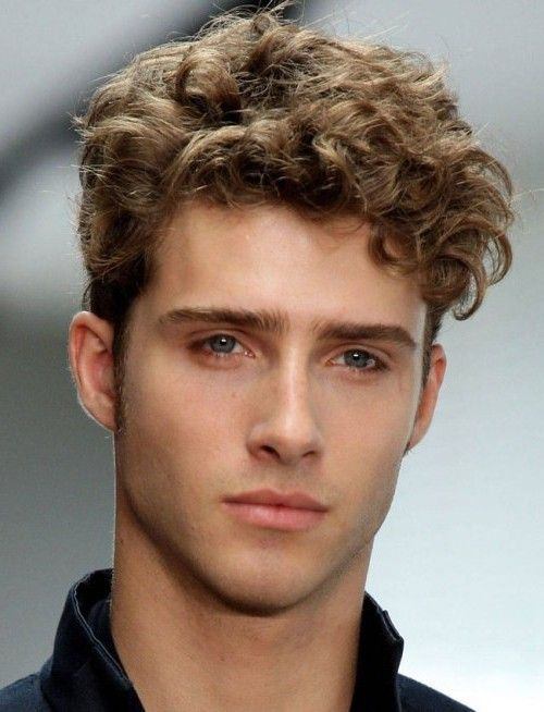 Great cut for curly guys