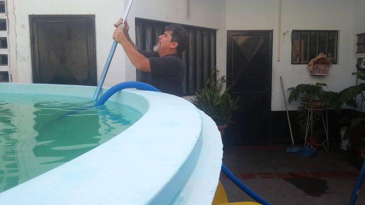 Limpiar piscinas de pl stico siempre es conveniente for Piscinas baratas de plastico