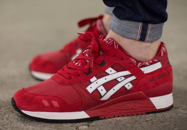 where can i get asics gel lyte 3 bandana