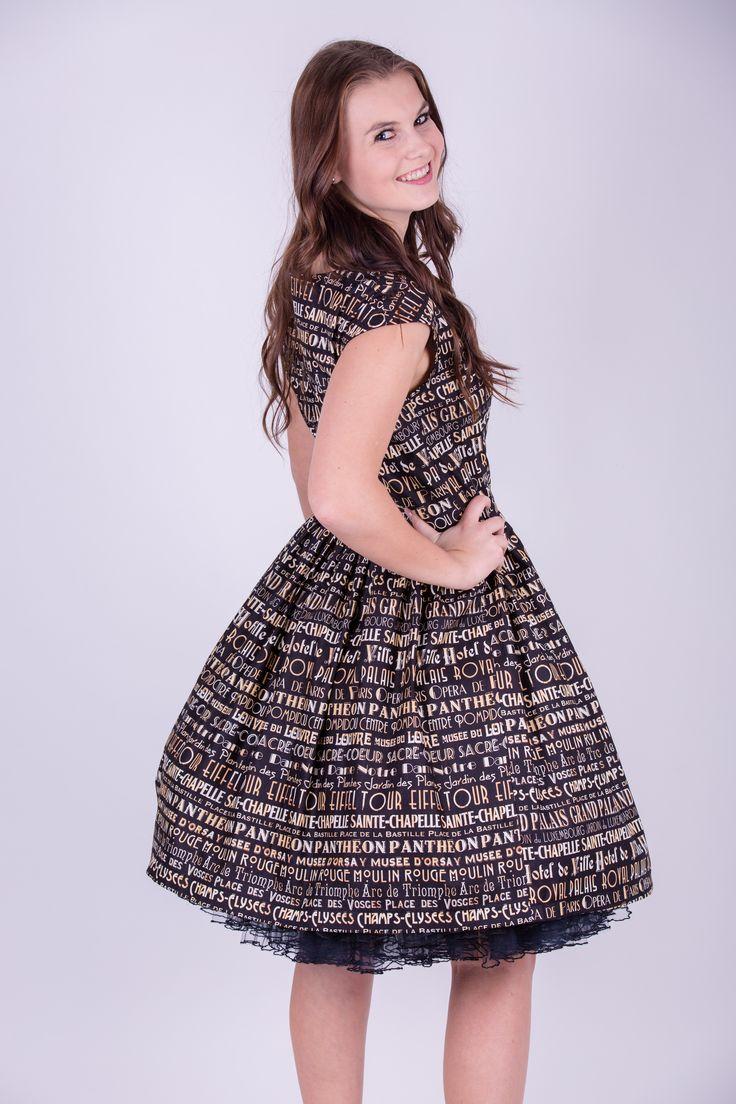 šaty 50. léta z mého shopu http://www.fler.cz/shop/miamodels