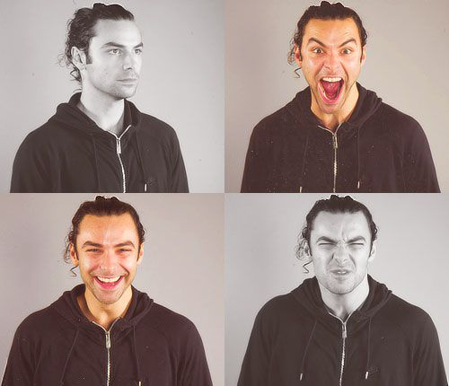 Aiden Turner from BBC's Being Human now plays a hobbit in The Hobbit.