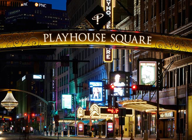 Playhouse Square - check for kids shows