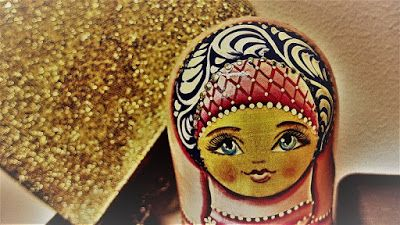 Satu Ylävaara Portfolio : Maatuska ja kultainen joulu