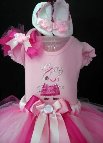 Conjunto Tutu Infantil-peppa Pig-festa P.s. simple quest for everyone) Why did Bill die?