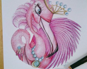 16 best Fancy the Flamingo Mandala images on Pinterest Flamingos