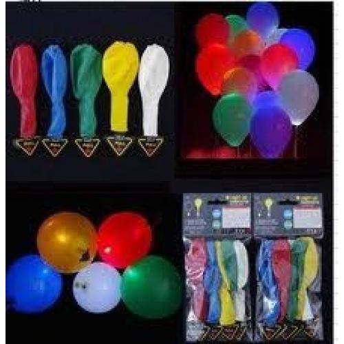 LED illuminated party balloons!