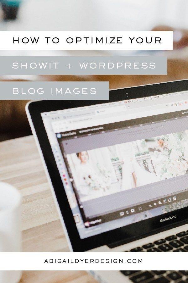 So optimieren Sie die Bilder Ihrer Showit-Website für SEO