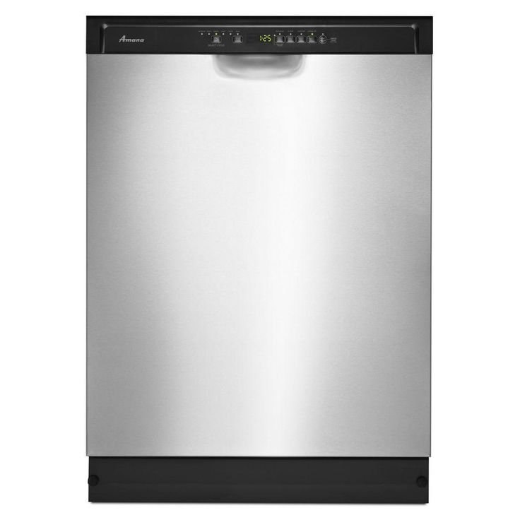 Amana 24 in. Front Control Dishwasher in