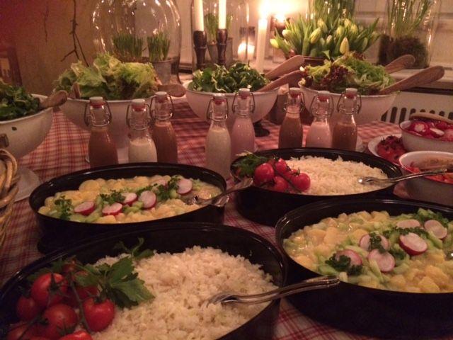 Salate Landhaus Flottbek