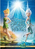 2 new Tinkerbell movies coming out in 2012 & 2013... I LOVE TINK! Guess I'm never growing out of this...