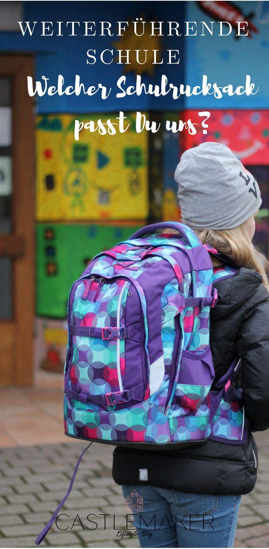 f15ccaae02d8e Der Schulranzen aus der 1. Klasse ist zu klein und nun soll ein cooler  Schulrucksack
