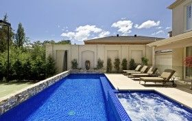 Malvern Courtyard Pool