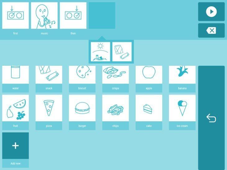 Sabías que SwiftKey Symbols, nueva app de asistencia de comunicación para personas autistas [Android]
