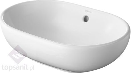Duravit Design by Norman Foster umywalka stawiana na blat 49,5 cm, 0335500000 TopSanit.pl