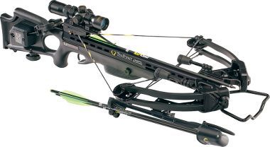 TenPoint Tactical XLT AcuDraw™ Crossbow Package at Cabela's for the coming zombie