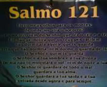 salmo 121 voce aceita uma oracao