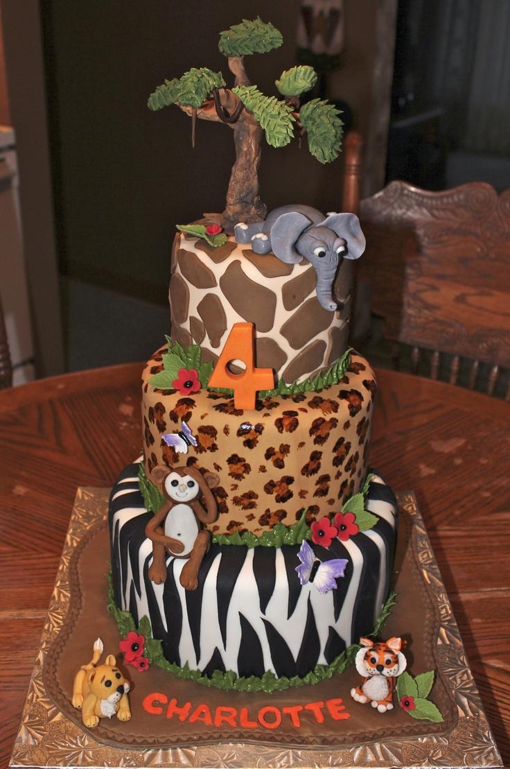 African Theme Birthday