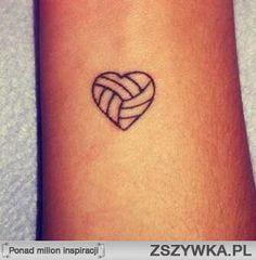tatuaje de volleyball - Buscar con Google