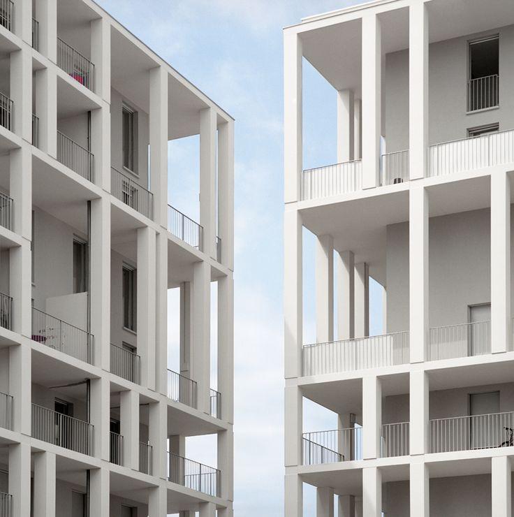clement vergely architectes zac berthelot lyon france architecture pinterest lion. Black Bedroom Furniture Sets. Home Design Ideas