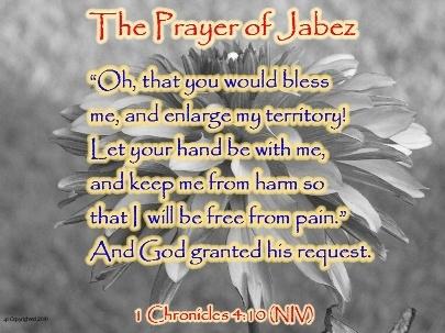 42 Best Prayer Of Jabez Images On Pinterest Prayer