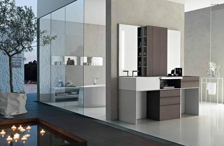 Stylová koupelna Toscoquattro je tou správnou volbou, pokud Vás zajímá pouze to nejlepší, více na našich internetových stránkách: http://www.saloncardinal.com/galerie-toscoquattro-410