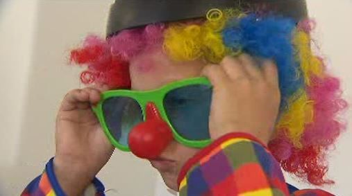 Melbourne News The star of Clown School