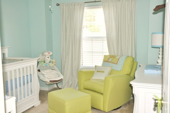 Paint Color Sherwin Williams Tidewater Future Nursery