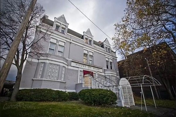 Staying in an Airbnb rental can be scary enough sometimes, but a new listing here in Cleveland might actually be the scariest. The House of...