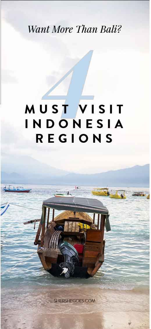 Already been to bali? Read about things to do in the rest of Indonesia's beautiful islands in this two week Indonesia itinerary. Covering cultural sights (Borobudur, Prambanan), beaches (Gili, Lombok), adventure activities (off roading, Bandung) and must eat foods.