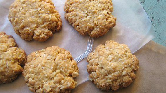 En mi séptimo día sin harinas te digo: se puede! Mira estas galletas de coco sin harina ni manteca!