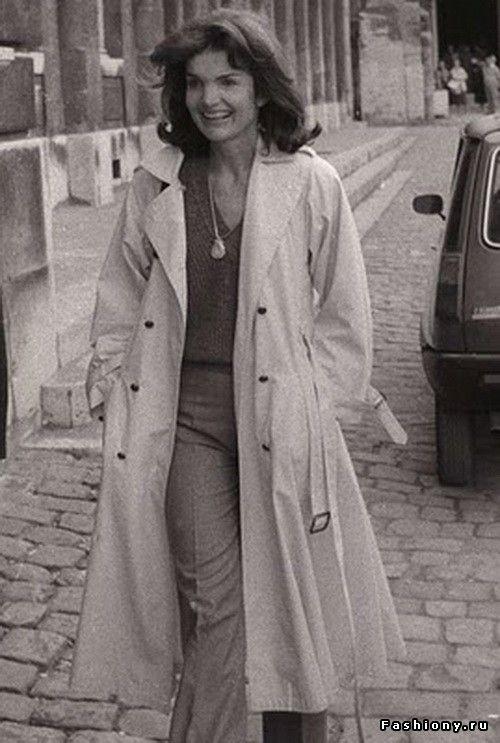 Жаклин Кеннеди-Онассис - икона стиля