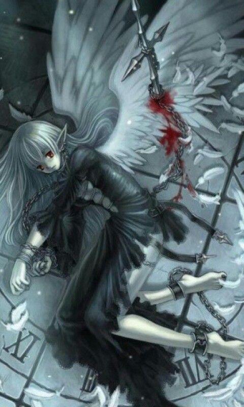 Demon Girl Wallpaper Broken Angel Anime Angel Girl Anime Angel Anime Demon