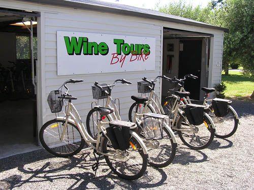 Wine Tours By Bike HQ