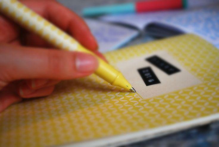 Tagebuch schreiben Ideen