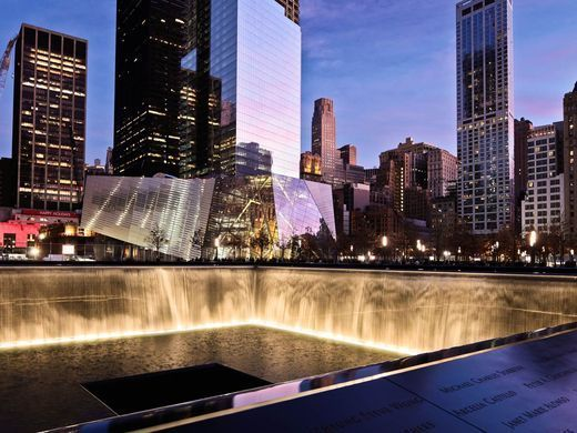 No. 4: The National 9/11 Memorial & Museum, New York.