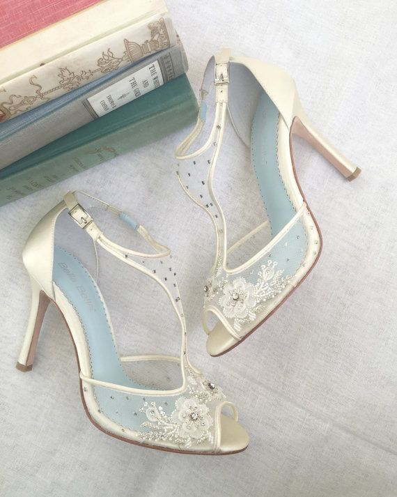 The Perfect Pair Our Cur Fave Wedding Shoe Trends Sparkly Pretty Things Pinterest Shoes Bridal And