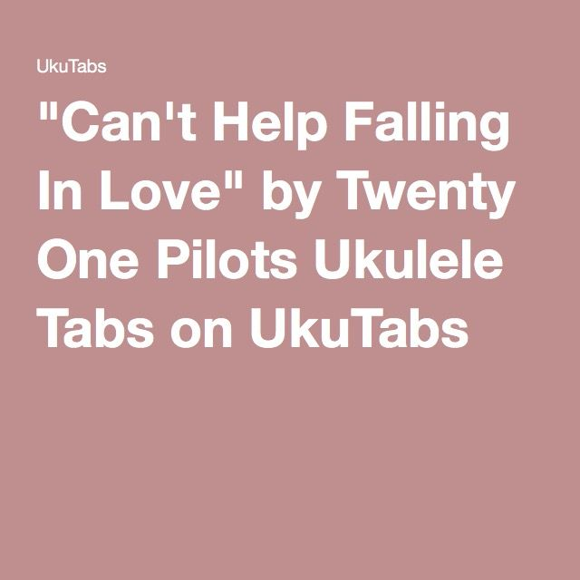 My Chemical Romance Violin Sheet Music Easy: 25+ Best Ideas About Twenty One Pilots Ukulele On