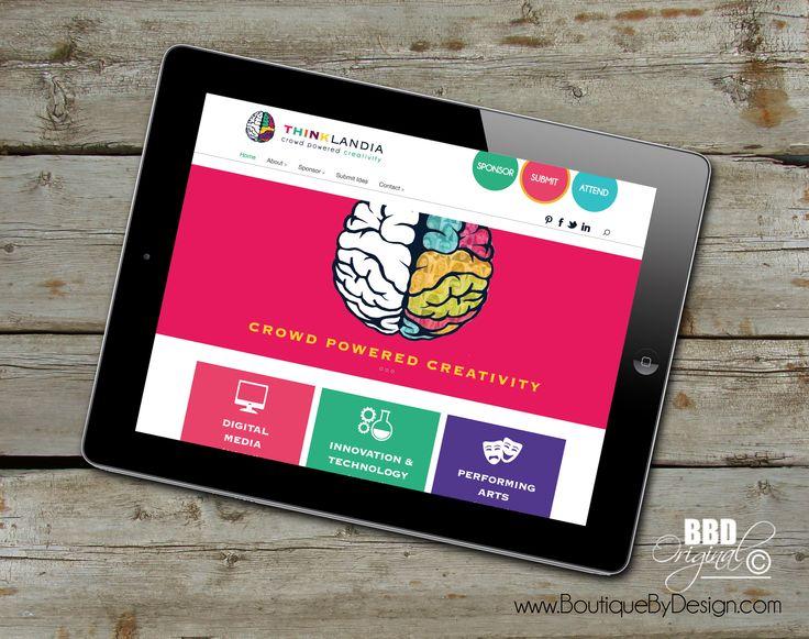 Website Design #BoutiqueByDesign boutiquebydesign.com